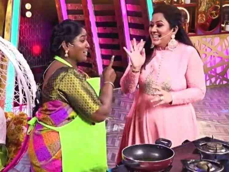 குக் வித் கோமாளி ரசிகர்களுக்கு செம ட்ரீட் ! வெளியான புது ப்ரோமோ - Tamil Movies News
