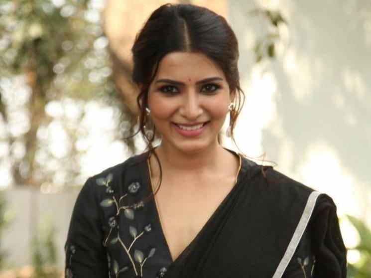 பிரபல தயாரிப்பு நிறுவனத்துடன் கைகோர்க்கும் சமந்தா ! - Latest Tamil Cinema News
