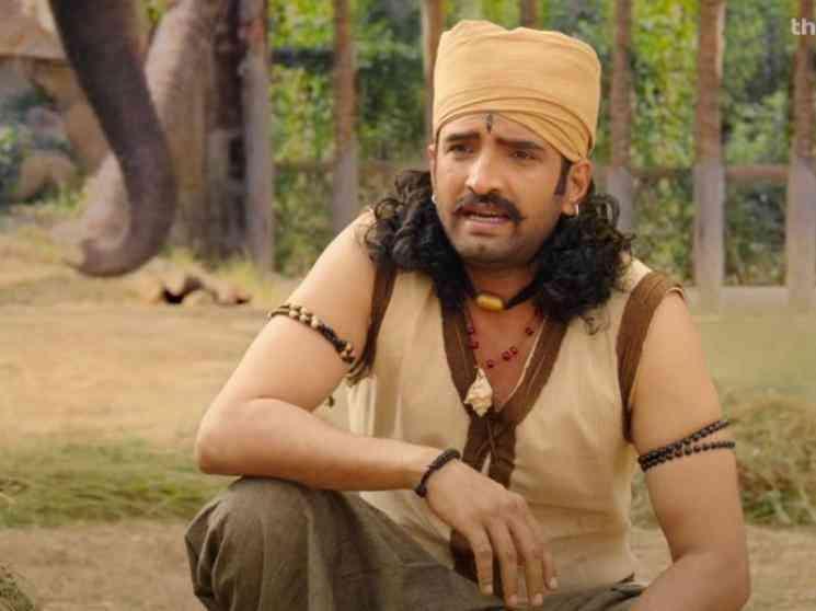 சந்தானம் நடிப்பில் பிஸ்கோத் படத்தின் ட்ரைலர் வெளியானது !  - Tamil Movies News