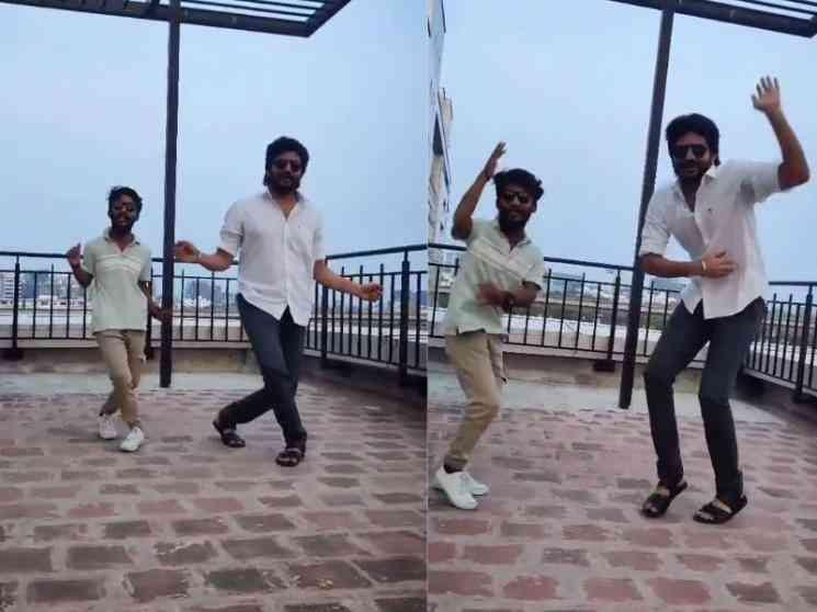 லிப்ட் பாடலுக்கு அசத்தலாக நடனமாடிய கவின் ! வைரல் வீடியோ - Tamil Movies News