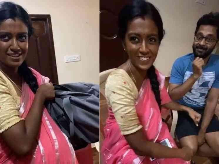 பாரதி கண்ணம்மா ஷூட்டிங் ஸ்பாட் ரகளைகள் ! வீடியோ இதோ- Latest Tamil Cinema News