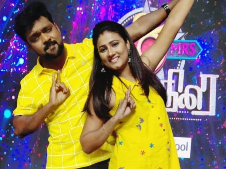 கர்பமாக இருப்பதை அறிவித்த விஜய் டிவி பிரபலம் ! - Latest Tamil Cinema News