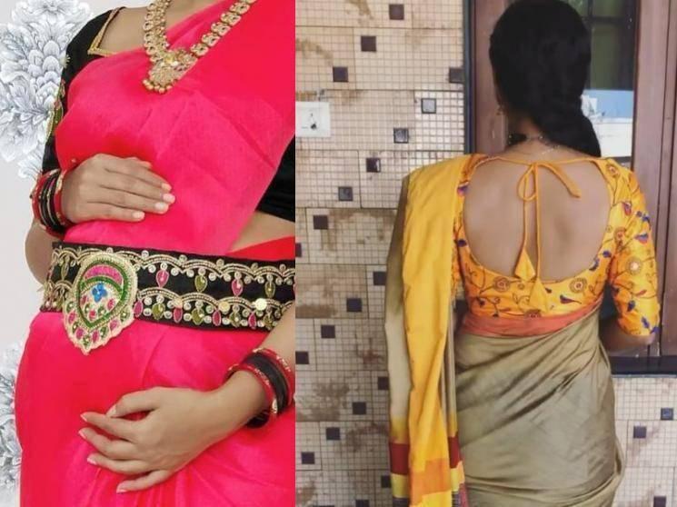 வைரலாகும் பிரபல சீரியல் நடிகையின் கர்ப்பகால போட்டோஷூட் ! - Tamil Movies News