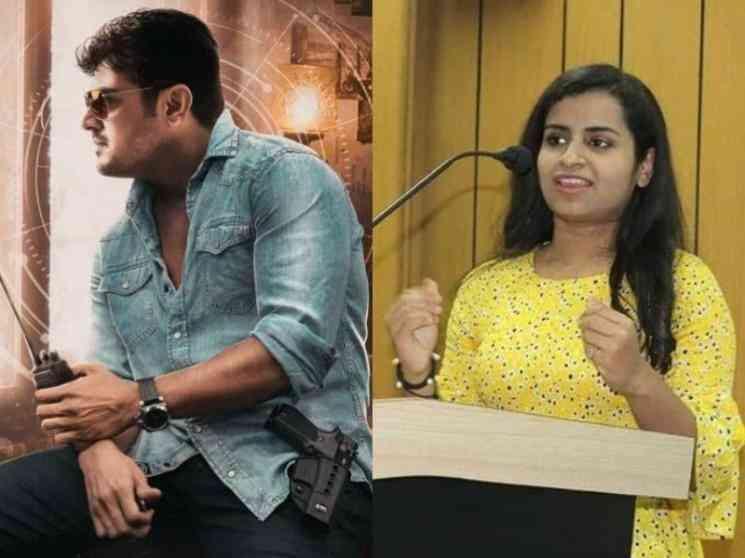 வலிமை அப்டேட் கேட்ட ரசிகருக்கு ஷிவாங்கி சொன்ன பதில் ! - Latest Tamil Cinema News