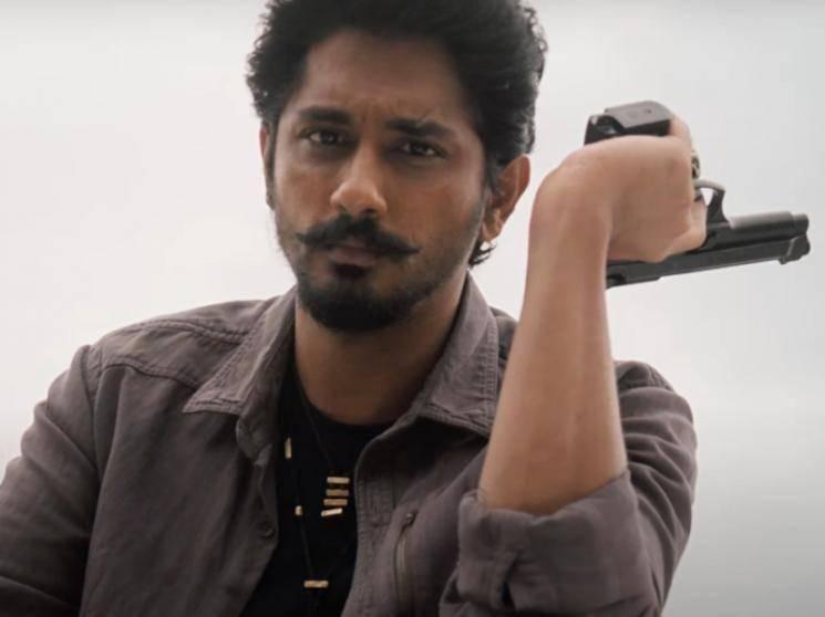 சித்தார்த்தின் அதிரடியான மஹா சமுத்திரம் ட்ரெய்லர்!!! - Latest Tamil Cinema News