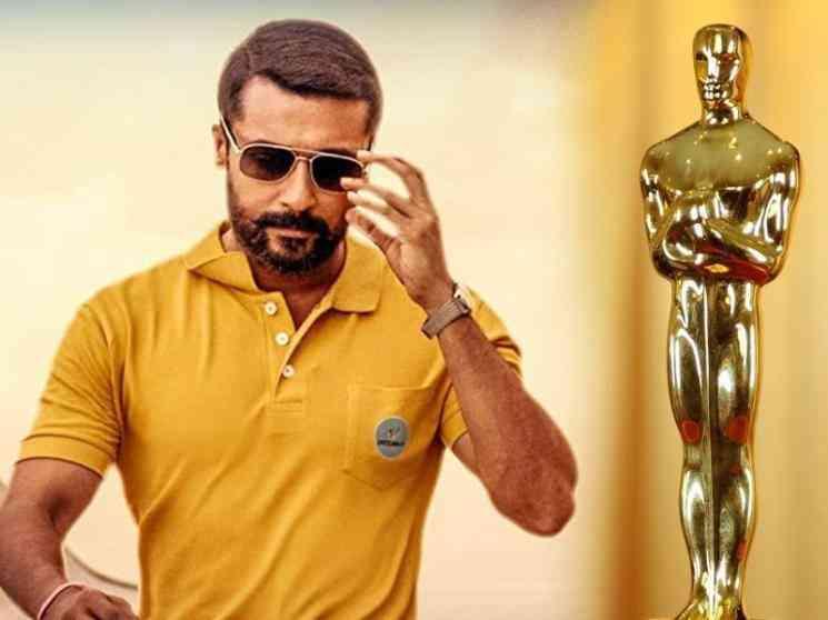 ஆஸ்கர் பந்தயத்தில் முன்னேறும் சூரரைப் போற்று ! - Tamil Movies News