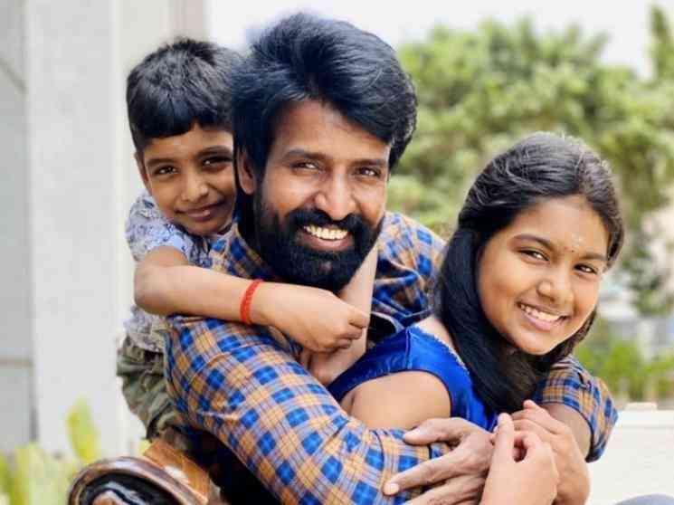 குழந்தைகள் செய்த சர்ப்ரைஸ் குறித்து சூரி பதிவு !- Tamil Movies News