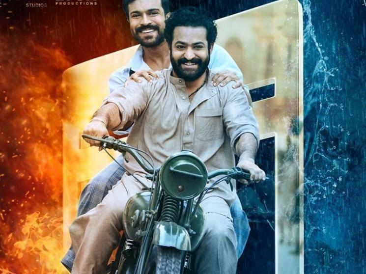 RRR ஆடியோ உரிமையை கைப்பற்றிய பிரபல நிறுவனம்!!! - Tamil Movies News
