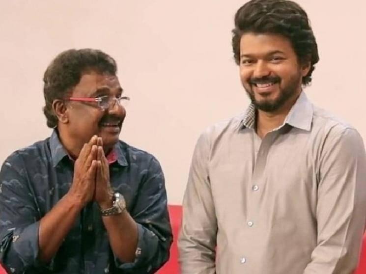 பீஸ்ட் ஷூட்டிங் அனுபவம் குறித்து பகிர்ந்த பிரபல காமெடி நடிகர் ! - Tamil Movies News