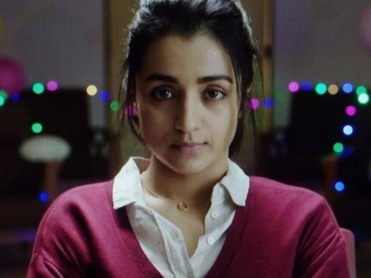 முதல் முறை வெப் சீரிஸில் களமிறங்கும் த்ரிஷா!!-ஸ்பெஷல் அப்டேட்! - Latest Tamil Cinema News