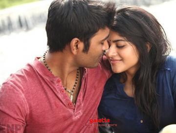 Darbuka Siva Mudhal Nee Mudivum Nee movie first look released - Movie Cinema News