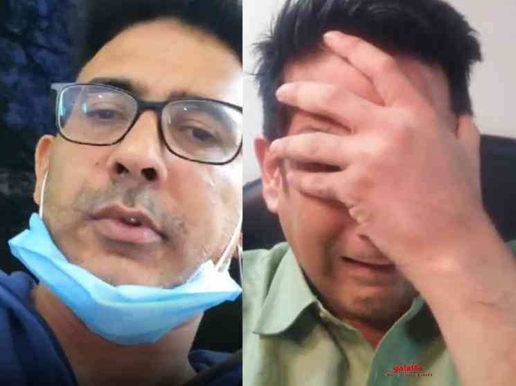 Popular TV actor Samir Sharma dies by suicide at the age of 44 - Tamil Movie Cinema News