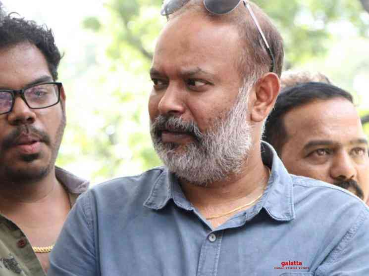 Venkat Prabhu opens up about his Hotstar web series Live Telecast - Tamil Movie Cinema News