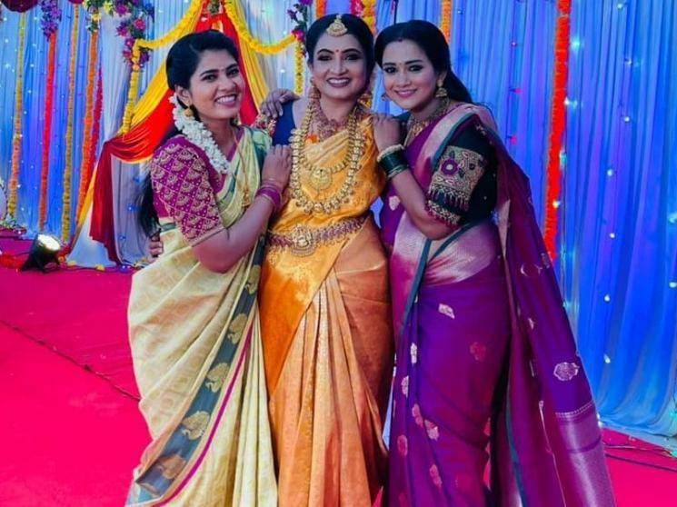 பாண்டியன் ஸ்டோர்ஸ் நடிகையா இது...? செம வைரலாகும் புகைப்படம் - Tamil Movies News