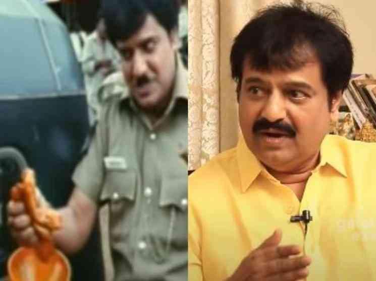 நிஜமானது நடிகர் விவேக்கின் காமெடி காட்சி ! - Latest Tamil Cinema News