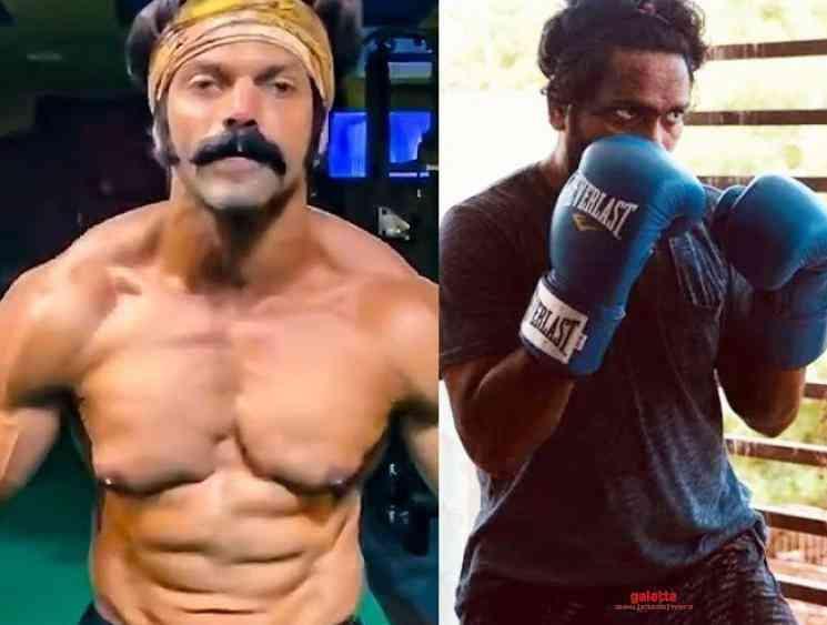 Vishal Arya starrer Enemy Dubai schedule shoot wrapped up Anand Shankar - Movie Cinema News