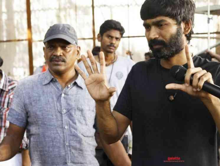 Vetri Maaran says Vada Chennai 2 release soon Dhanush Vaadivaasal - Movie Cinema News
