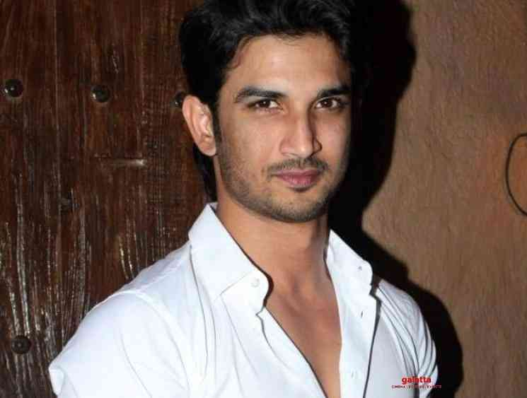 A film based on Sushant Singh Rajput life to be made in Hindi - Tamil Movie Cinema News