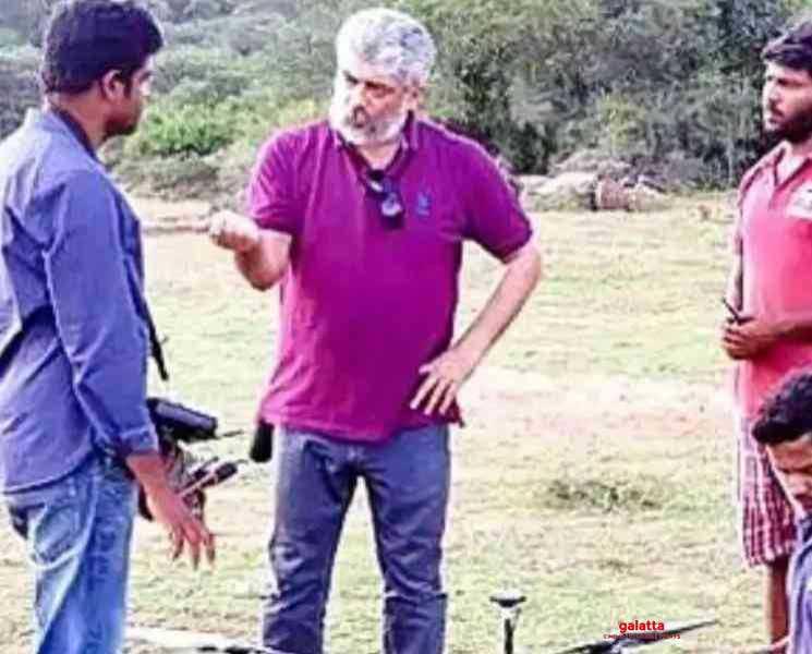 அஜித்தின் தக்ஷா குழுவினரை பாராட்டிய கர்நாடக துணை முதல்வர் !- Tamil Movies News