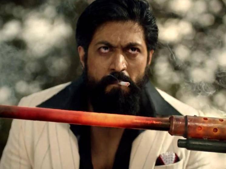 இணையத்தை கலக்கும் கேஜிஎப் 2வின் ஷூட்டிங் ஸ்பாட் வீடியோ ! - Latest Tamil Cinema News