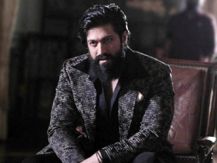 இணையத்தை அதிரவிடும் கேஜிஎப் 2வின் புதிய போஸ்டர் ! - Tamil Movies News