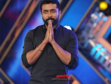 Suriya Soorarai Pottru first look on November 10 at 4 PM - Tamil Movie Cinema News