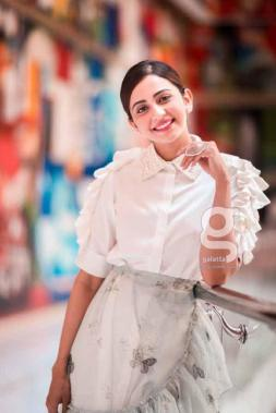 Rakul Preet Singh - Kannada Photoshoot Stills Images
