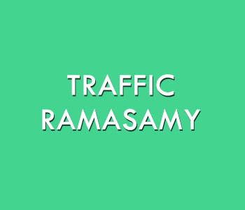Traffic Ramasamy