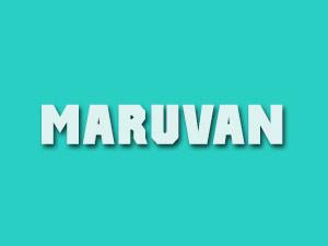 Dhanush's Maruvan