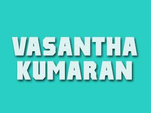 Vijay Sethupathi's Vasanthakumaran