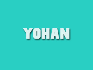 Vijay's Yohan