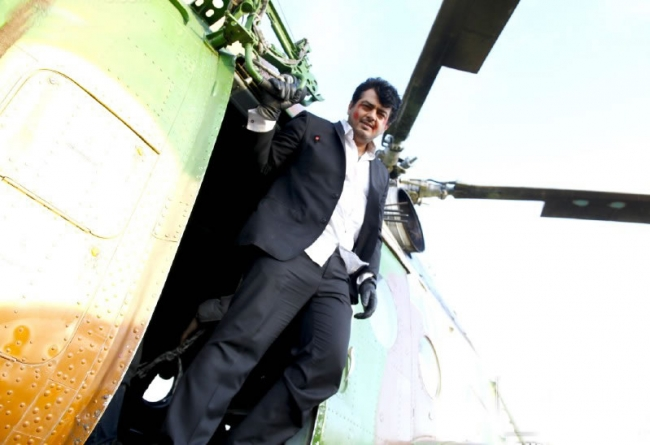 Ajith's Billa 2 in pictures