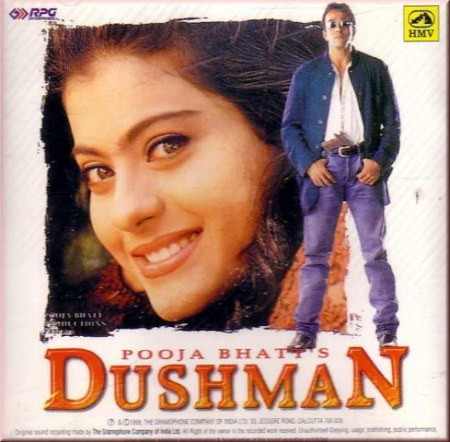 Sanjay Dutt in Dushman