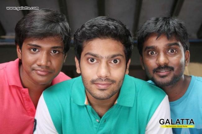 Sathya, Sanjay and Vignesh!