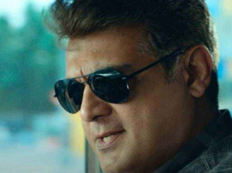 'Thala' Ajith's character name revealed in VALIMAI GLIMPSE - Surprise Treat for fans!