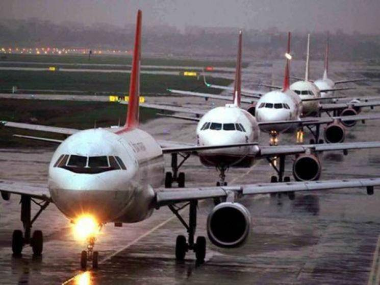 International flight ban extended till August 31: Centre