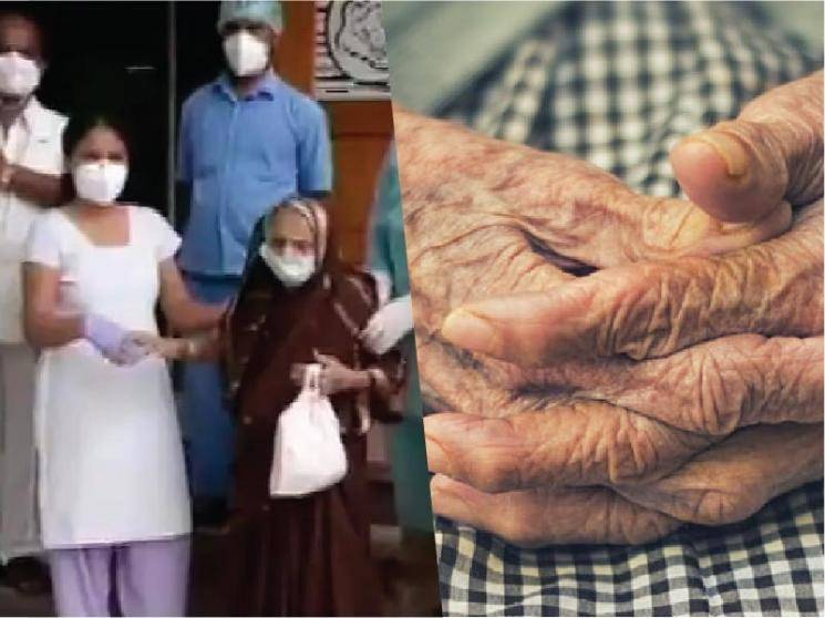 110-year-old Karnataka woman wins battle against coronavirus