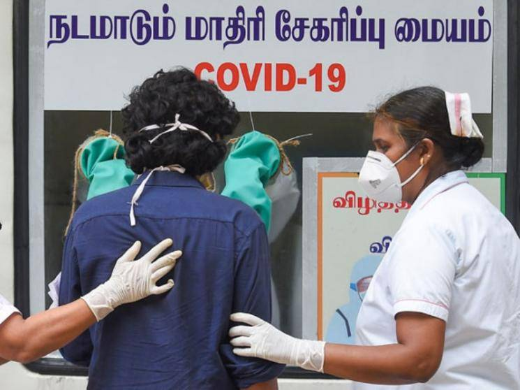 Aug 03 - TN COVID Update: 5,609 New Cases | 109 New Deaths | Total - 2,63,222 Cases & 4,241 Deaths
