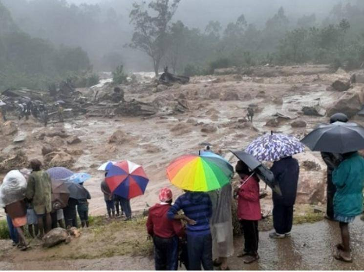 Kerala rains: 15 dead and 50 missing after landslide in Idukki, ex-gratia announced for victims