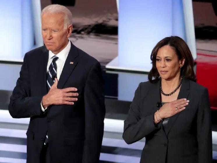 Joe Biden picks Kamala Harris as his running mate in upcoming US Presidential elections!