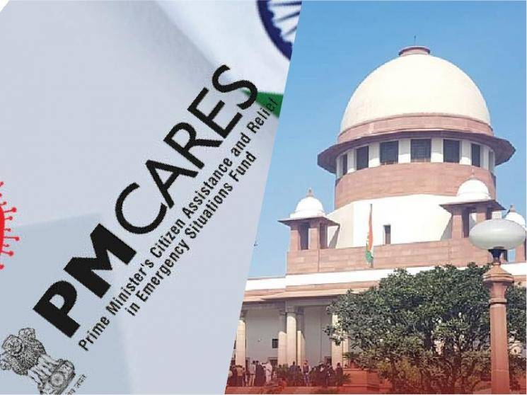 Supreme Court dismisses plea to direct transfer of contributions made to PM Cares to NDRF
