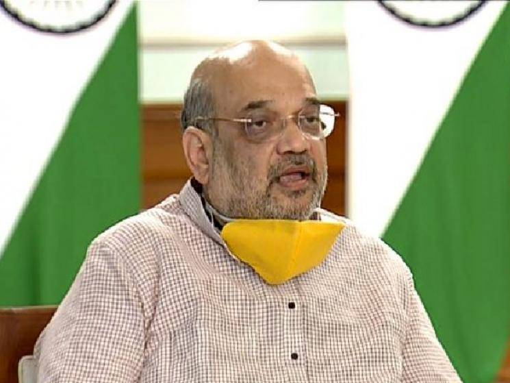 COVID recovered Home Minister Amit Shah hospitalised for post-COVID care!