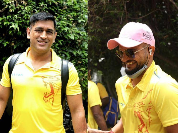 IPL 2020: MS Dhoni and CSK squad all smiles as they depart for UAE