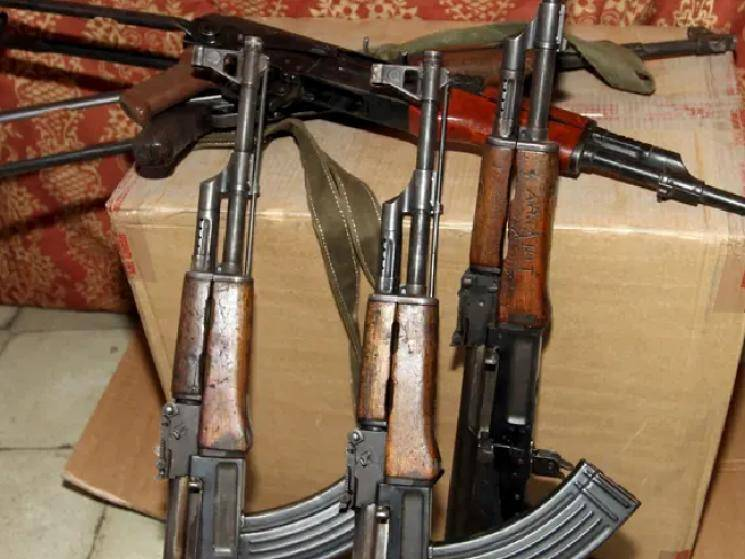 Economic troubles force ISIS bride to sell AK47 wedding gift!