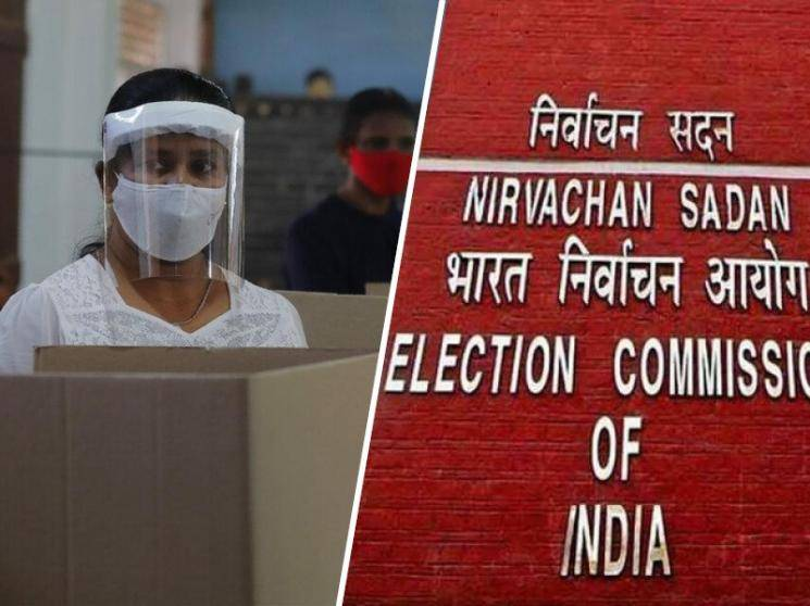 EC issues guidelines for polls during COVID-19 pandemic, Masks, gloves, social distancing compul