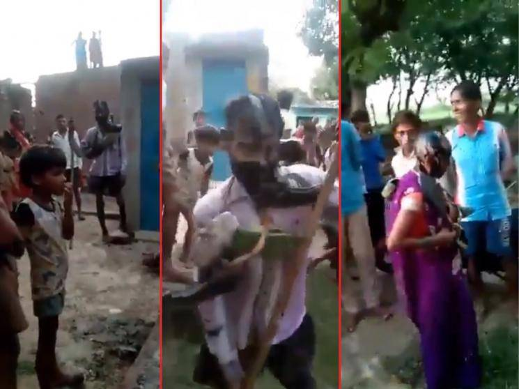 Woman, disabled man shamed and paraded in UP village, Video causes uproar