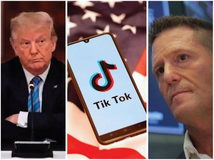 TIkTok CEO Kevin Mayer quits after less than three months as US plans app ban