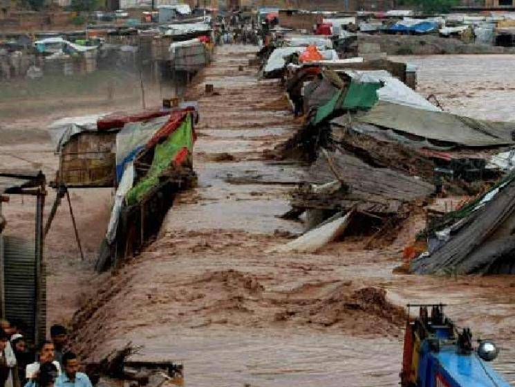 Afghanistan flash floods claim over 100 lives!