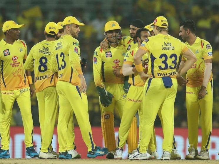 IPL 2020: One CSK player and members of support staff test positive for COVID-19