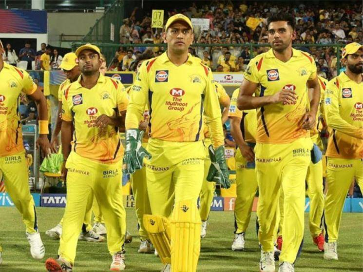 IPL 2020: CSK players and support staff test COVID-19 negative, Training likely from September 4